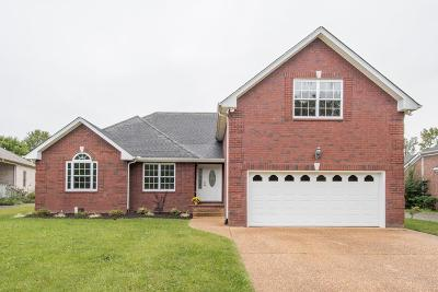 Springfield Single Family Home For Sale: 3709 Legacy Dr