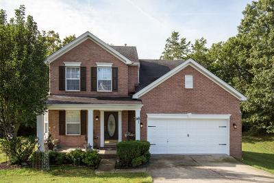 Madison Single Family Home For Sale: 709 Comanche Ct