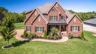 Nolensville Single Family Home Under Contract - Showing: 9324 Norwegian Red Dr