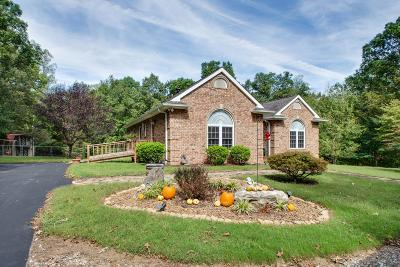 Burns TN Single Family Home Under Contract - Showing: $380,000