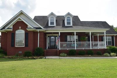 Cookeville Single Family Home For Sale: 508 Ryan Circle