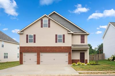 Clarksville Single Family Home For Sale: 3512 Spring House Trail