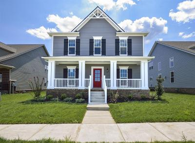 Spring Hill Single Family Home Under Contract - Not Showing: 113 Harvest Point Blvd Lot 74