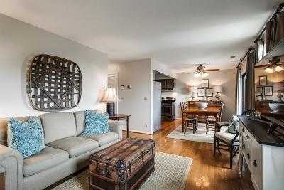Brentwood Condo/Townhouse For Sale: 5776 Brentwood Trace