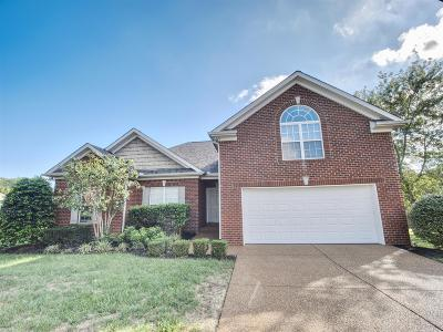 Madison Single Family Home Under Contract - Showing: 2321 Golden Oak Ct