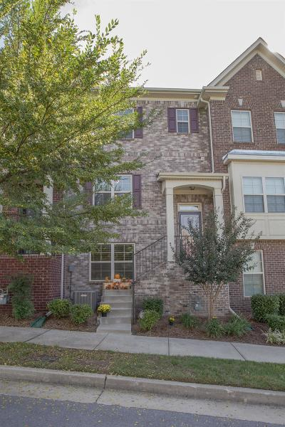 Brentwood Condo/Townhouse For Sale: 5528 Prada Dr