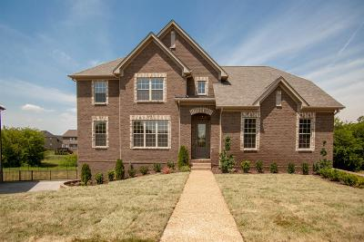 Gallatin Single Family Home For Sale: 1106 Claire Ct Lot 41