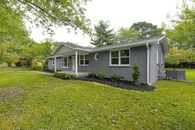 Springfield Single Family Home For Sale: 102 Lee Ln