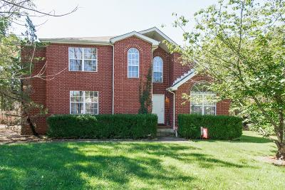 Single Family Home Under Contract - Showing: 417 Britt Ln