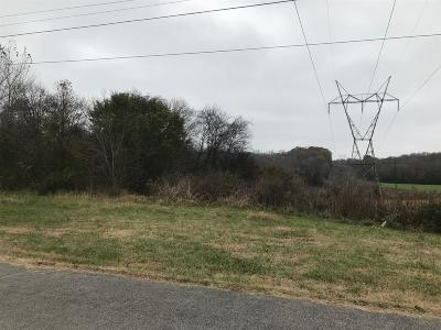 Clarksville Residential Lots & Land For Sale: 1204 Willow Bend Dr