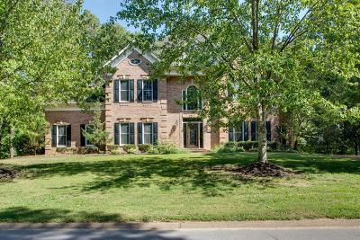Nashville Single Family Home For Sale: 804 Blackberry Hl
