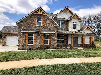 Rutherford County Single Family Home Under Contract - Not Showing: 1005 Kittywood Court #226