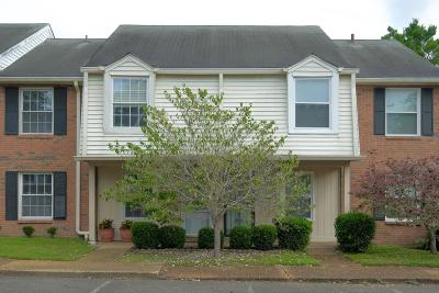 Nashville Condo/Townhouse For Sale: 5510 Country Dr Apt 27