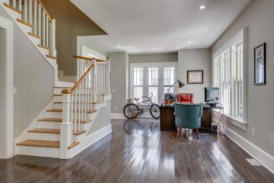 Nashville Single Family Home For Sale: 1303 Edgewood Pl