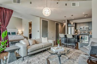 Nashville Condo/Townhouse Under Contract - Showing: 600 12th Ave. S #303 #303