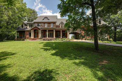 Single Family Home For Sale: 1100 Allen Rd