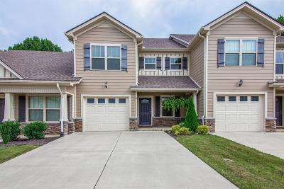 Spring Hill Condo/Townhouse Under Contract - Showing: 1056 Neeleys Bnd