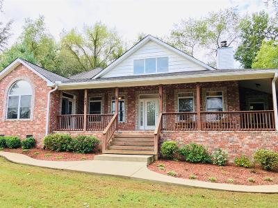 Mount Juliet Single Family Home For Sale: 442 Lakeview Cir