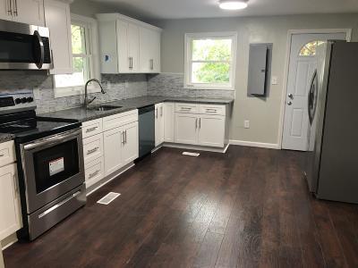 Nashville Single Family Home For Sale: 1725 Underwood St