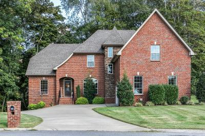 Smyrna Single Family Home For Sale: 1102 Ramsgate Ct