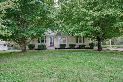 Gallatin Single Family Home Under Contract - Showing: 1513 Orleans Ct E