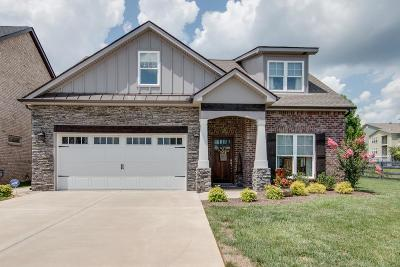 Murfreesboro Single Family Home Under Contract - Not Showing: 3308 Hampton Turner Dr