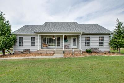 Bon Aqua Single Family Home Under Contract - Showing: 1099 Jump Off Rd