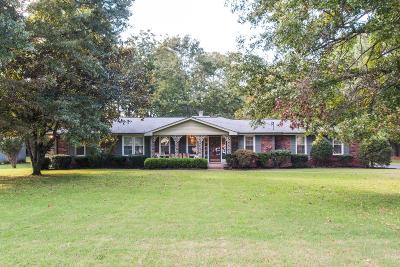Brentwood Single Family Home For Sale: 1213 Lipscomb Dr