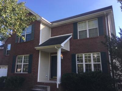 Clarksville Single Family Home For Sale: 1848 Darlington Dr