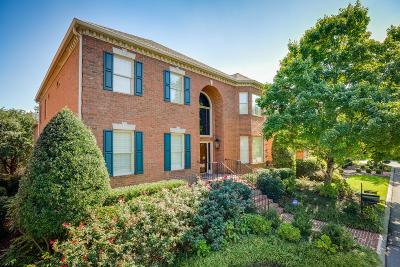 Nashville Single Family Home For Sale: 201 Kensington Park