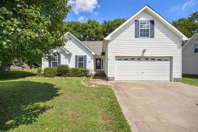 Arbour Greene North Single Family Home Under Contract - Showing: 4025 Challis Dr