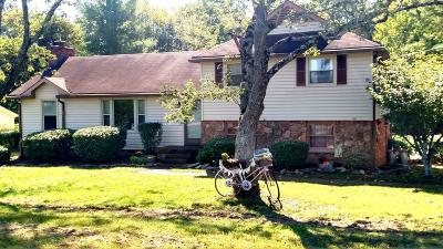 Mount Juliet Single Family Home Under Contract - Showing: 101 Creekwood Dr