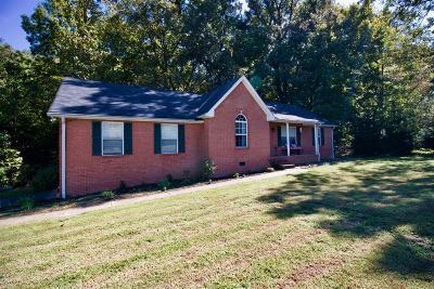 Springfield Single Family Home For Sale: 1009 Cherokee Trl