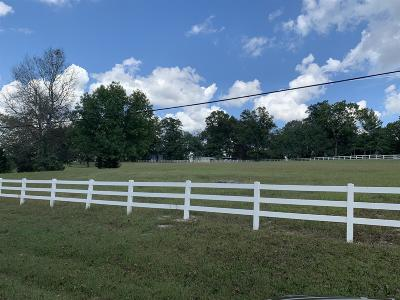 Spring Hill  Residential Lots & Land For Sale: 5035 Will Brown Rd