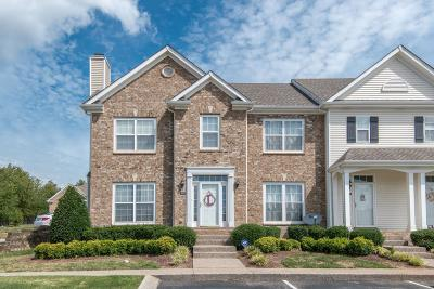 Spring Hill Condo/Townhouse Under Contract - Not Showing: 401 Dakota Dr