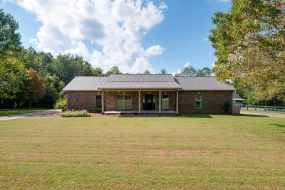 Clarksville Single Family Home For Sale: 820 Hogan Rd