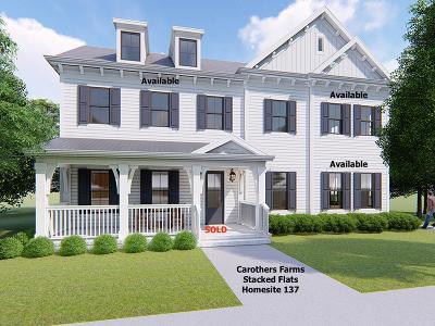 Nolensville Condo/Townhouse For Sale: 1902 Grace Point Lane #101 #101