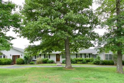 Cookeville Single Family Home Under Contract - Showing: 7998 Fairview Rd