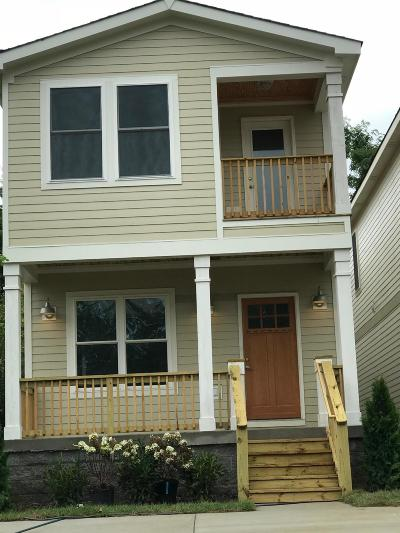 Single Family Home For Sale: 414 B St. Francis Ave.
