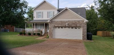 Mount Juliet Single Family Home Under Contract - Showing: 247 Parrish Pl