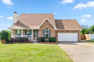 Clarksville Single Family Home For Sale: 3436 E Henderson Way
