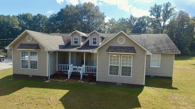 Gruetli Laager TN Single Family Home Under Contract - Showing: $179,900