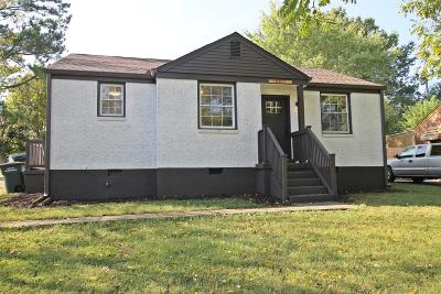 Springfield Single Family Home For Sale: 407 S Pawnee Dr
