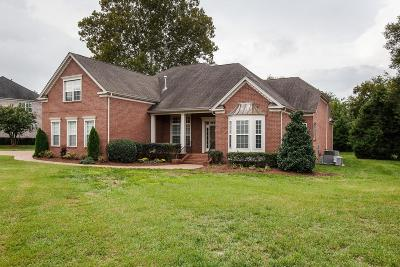 Brentwood Single Family Home For Sale: 1831 Grey Pointe Dr