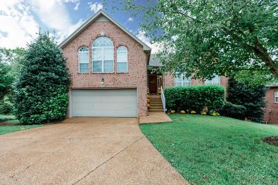 Davidson County Single Family Home For Sale: 6768 Sugar Hill Dr