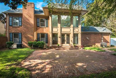 Single Family Home For Sale: 2116 Golf Club Ln