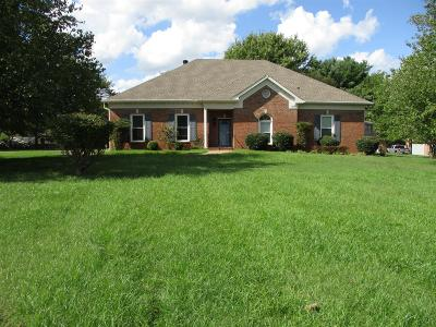 Clarksville Single Family Home For Sale: 2203 Haystack Rd