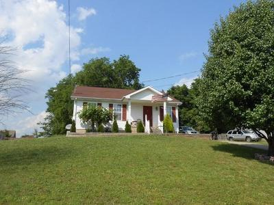 Clarksville Single Family Home Under Contract - Showing: 919 Granny White Rd