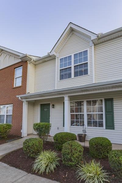 Rutherford County Condo/Townhouse Under Contract - Not Showing: 365 Arapaho Dr #365