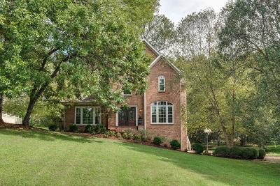 Franklin Single Family Home For Sale: 1914 Green Hills Blvd